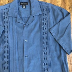 Montage collection shirt for men